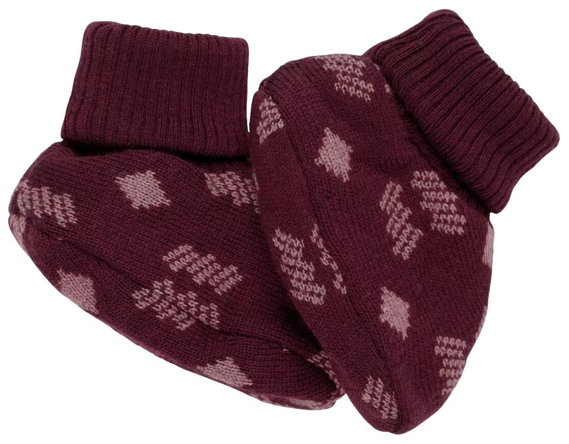Пинетки Voksi Double Knit New Nordic
