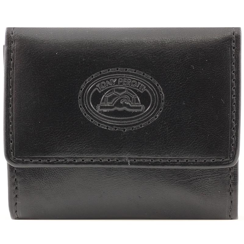 Монетница женская Tony Perotti 334480 черная