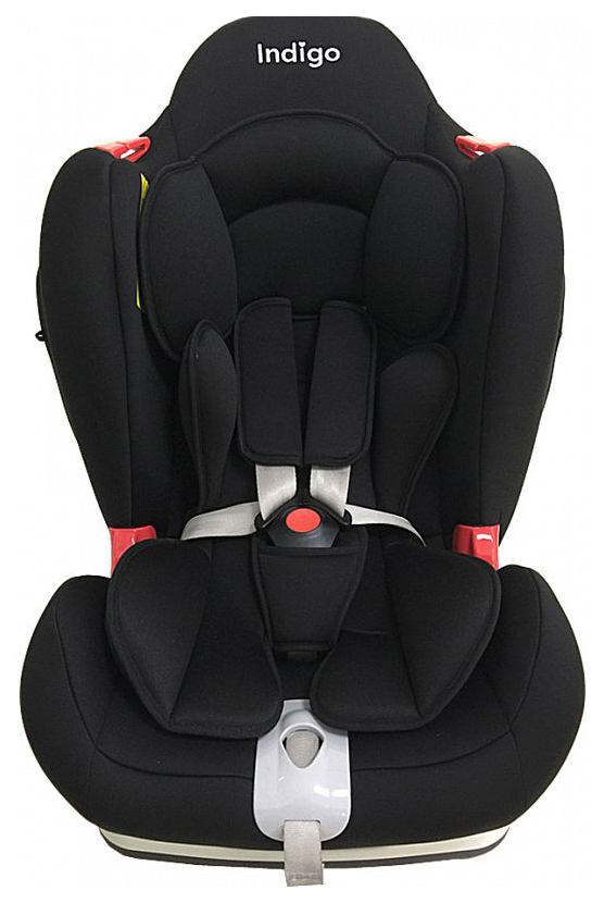 Купить Автокресло Indigo Main Road JM03 черный, Детские автокресла