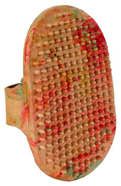 Рукавица для вычесывания TRIXIE цвет бежевый