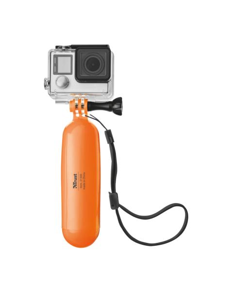Поплавок для экшн камер Trust 21350 Оранжевый