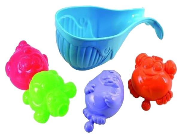 Купить Набор игрушек для купания Play&Go Морские друзья, Игрушки для купания