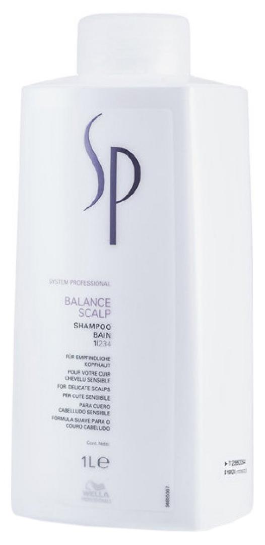 Шампунь Wella SP Balance Scalp Shampoo 1 л