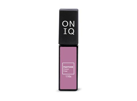 Купить Гель-лак Oniq 116 PANTONE: Crocus Petal, 6 мл