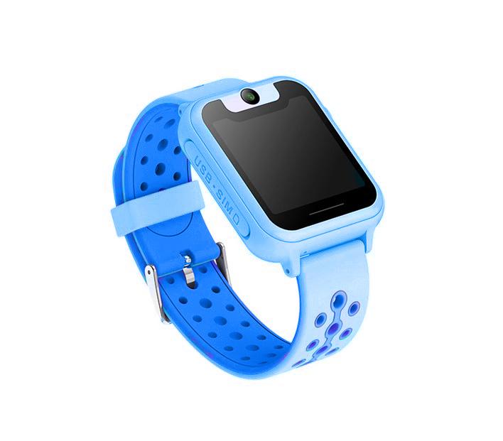 Детские смарт-часы Smart Baby Watch X Blue/Blue  - купить со скидкой