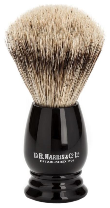Помазок D. R. Harris S3 Черная смола