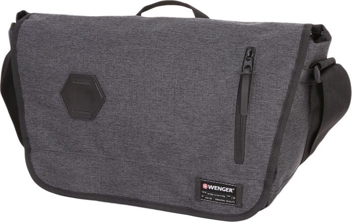 Дорожная сумка Wenger 5302424506 серая 26 x 42 x 13 фото