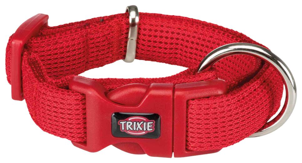 Ошейник для собак Trixie Comfort Soft M красный 16463