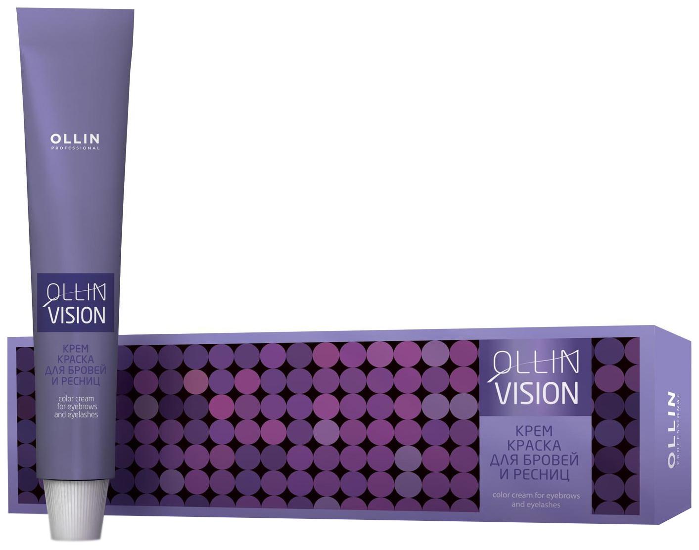 Краска для бровей Ollin Professional Vision Graphite