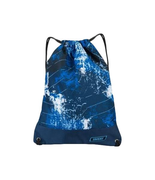 Мешок Target для детской сменной обуви Sparkling синий