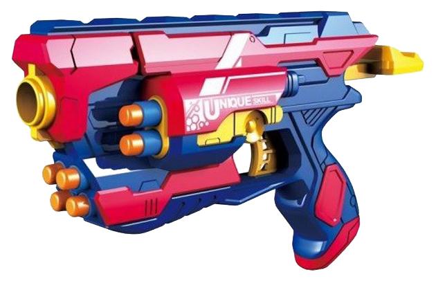 Купить Бластер Наша игрушка с мягкими пулями, 10, Бластеры