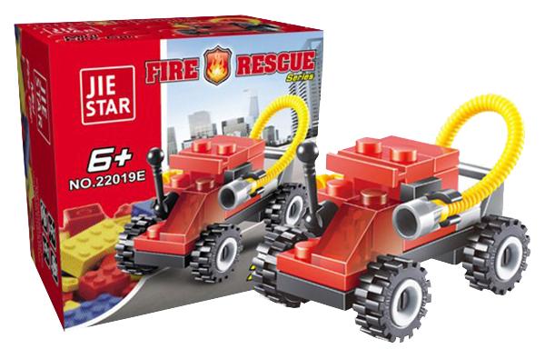 Конструктор пластиковый Shenzhen Toys Fire Rescue, 29 деталей