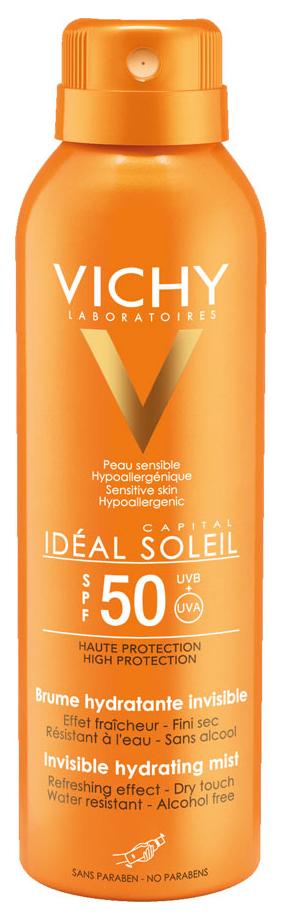 Солнцезащитное средство Vichy Idéal Soleil Invisible Hydrating