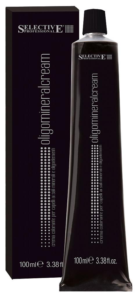 Краска для волос Selective Professional Oligomineral 5.01 Каштановый пепельный 100 мл