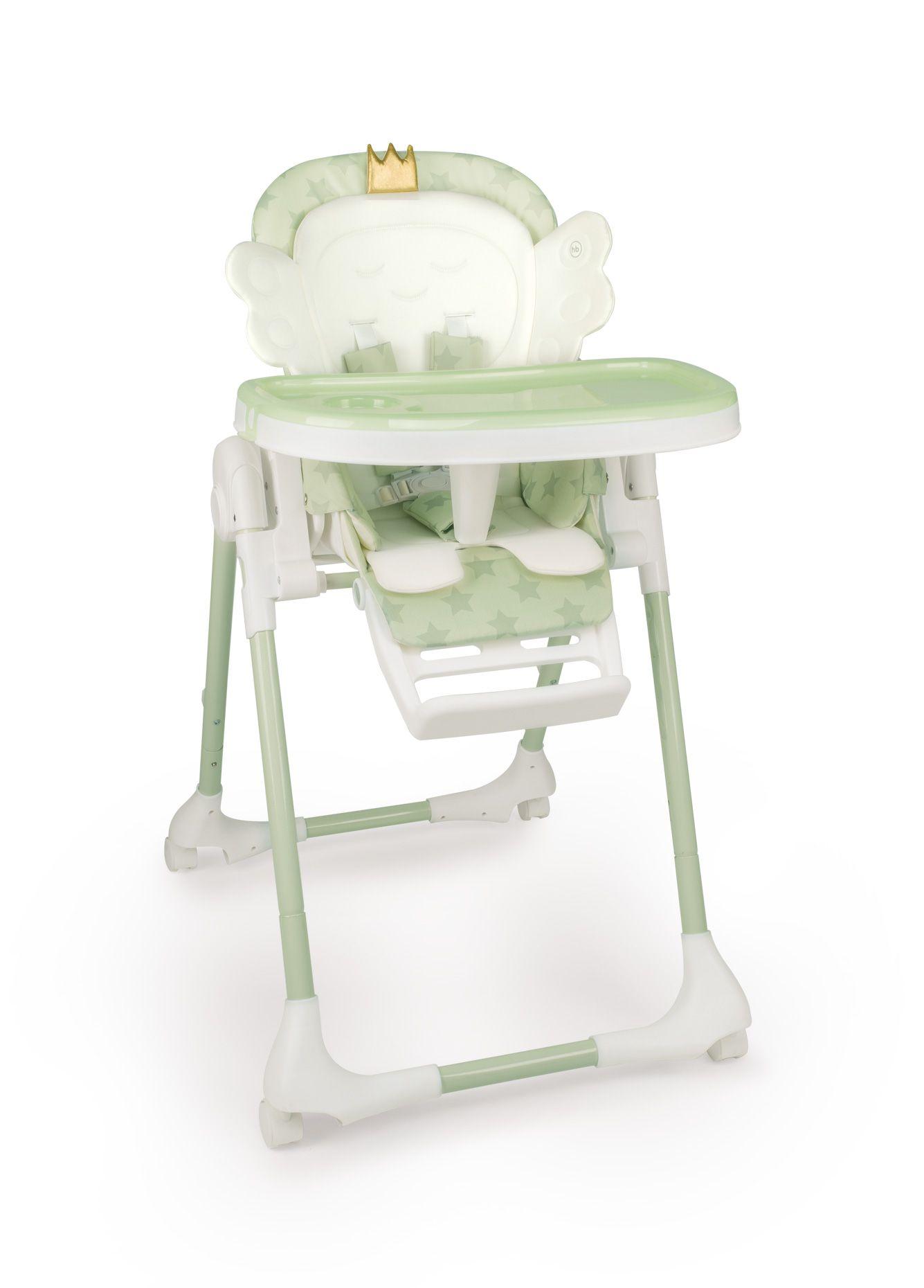 Купить Стульчик для кормления Happy Baby Wingy Grass, Стульчики для кормления