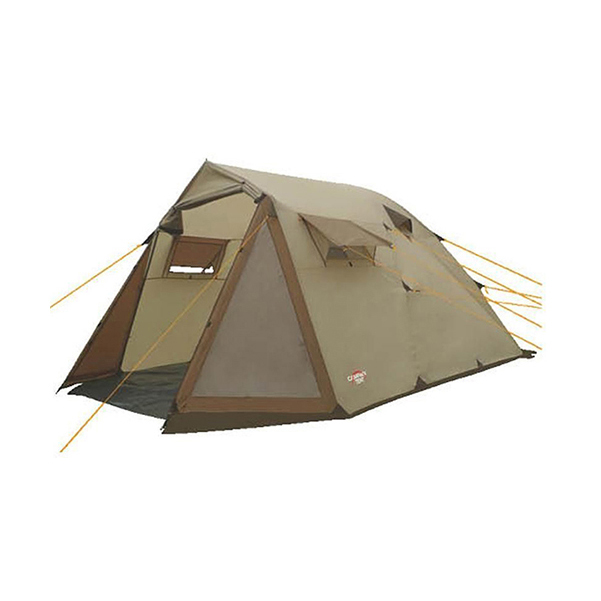Палатка Campack-Tent Camp Voyager пятиместная зеленая/коричневая