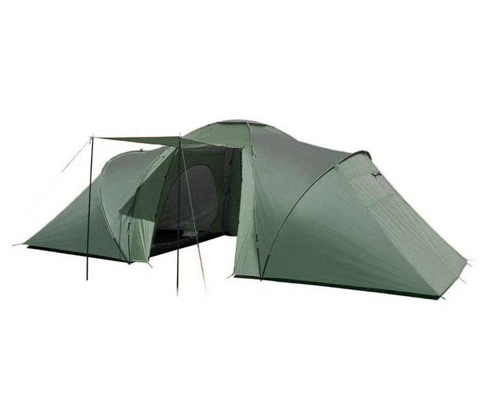 Палатка Green Glade Konda четырехместная зеленая