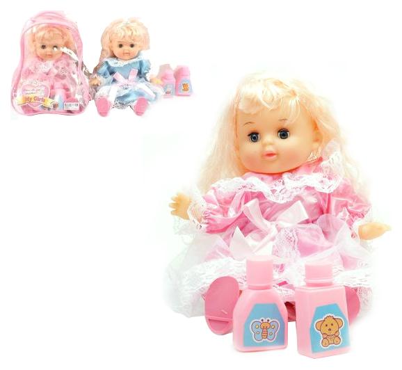 Кукла Shenzhen toys my girls с аксессуарами в сумке Shenzhen toys Д51078 фото