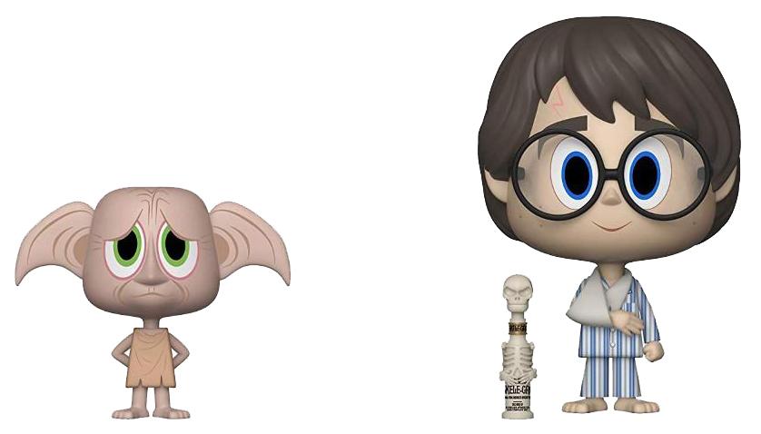 Набор фигурок Funko VYNL Movies: Harry Potter: Dobby and Harry Potter фото
