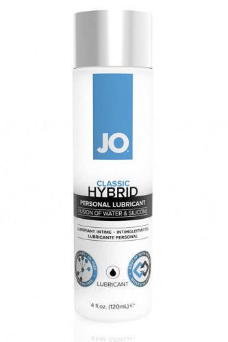 Купить Classic, Гель-смазка JO Hybrid Lubricant на водно-силиконовой основе 120 мл, System JO
