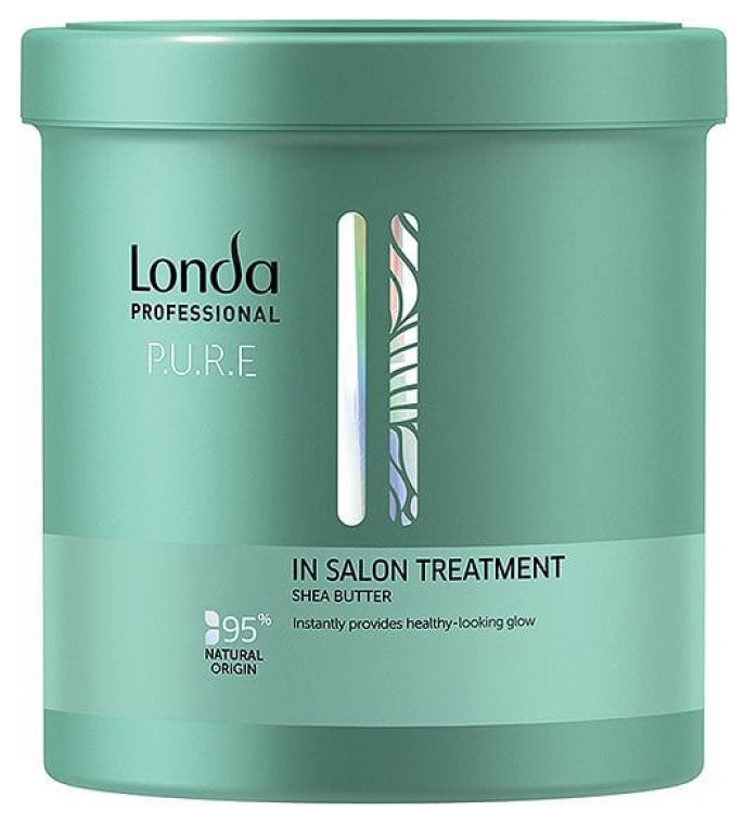 Маска для волос Londa Professional P.U.R.E In Salon Treatment Shea Butter