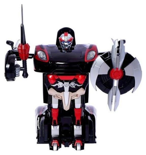 Радиоуправляемый робот трансформер Meizhi Porshe 911