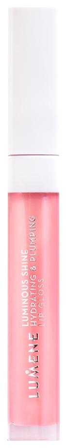 Блеск для губ Lumene Luminous Shine Hydrating#and#Plumping Lip Gloss 6 Soft Pink 5 мл