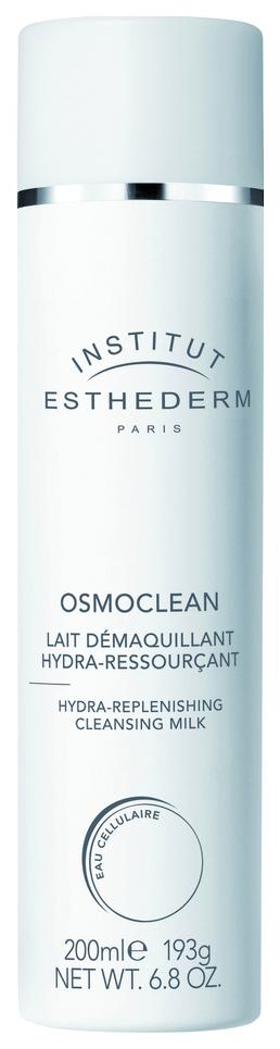Молочко для лица Institut Esthederm Lait demaquillant hydra-ressourcant 200 мл фото