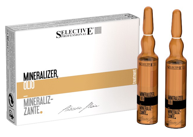 Лосьон для волос Selective Professional Olio Mineralizer