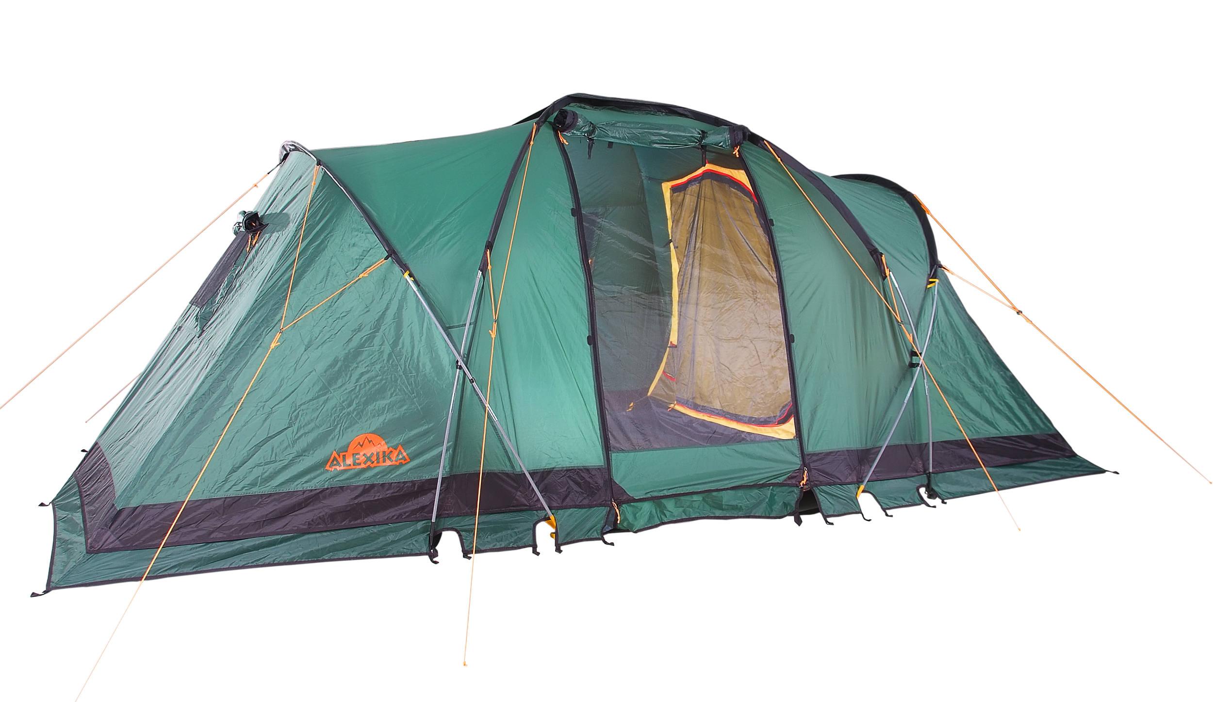 Палатка ALEXIKA INDIANA 4 Цвет зеленый