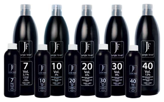 Эмульсия окисляющая 9% Jungle Fever Oxidizing Emulsion