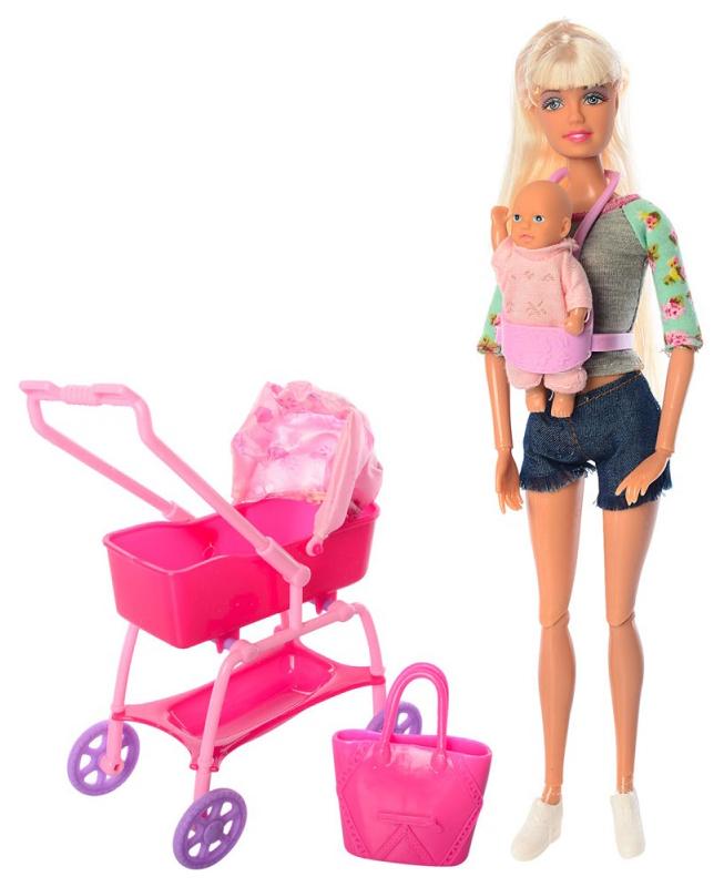 Набор кукол Defa Lucy Мама и малыш 8380