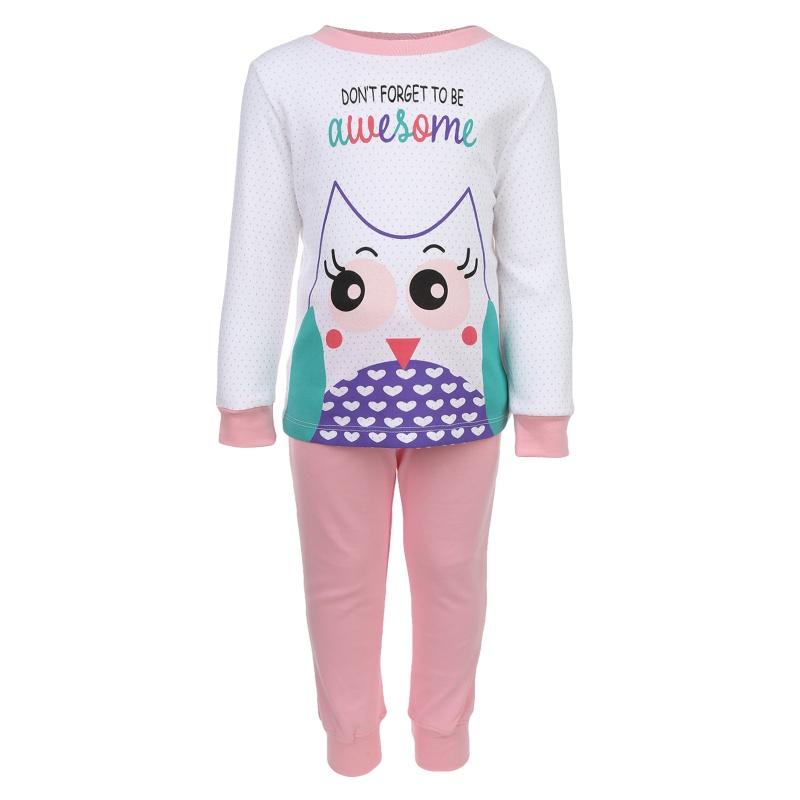 Пижама детская Bembi, цв. розовый р.128 301, ПЖ39