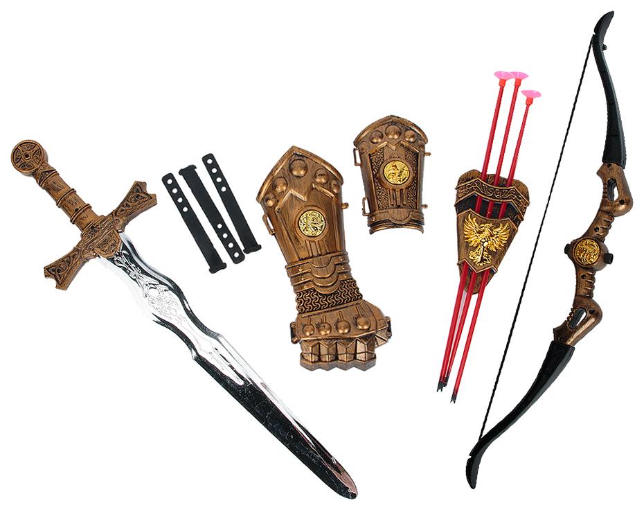 Набор игрушечного оружия Игруша Лучник i-6653B