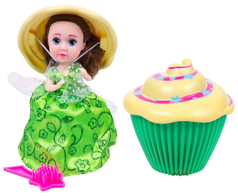 Купить Кукла-кекс Cupcake Surprise, 12 видов, Emco, Классические куклы