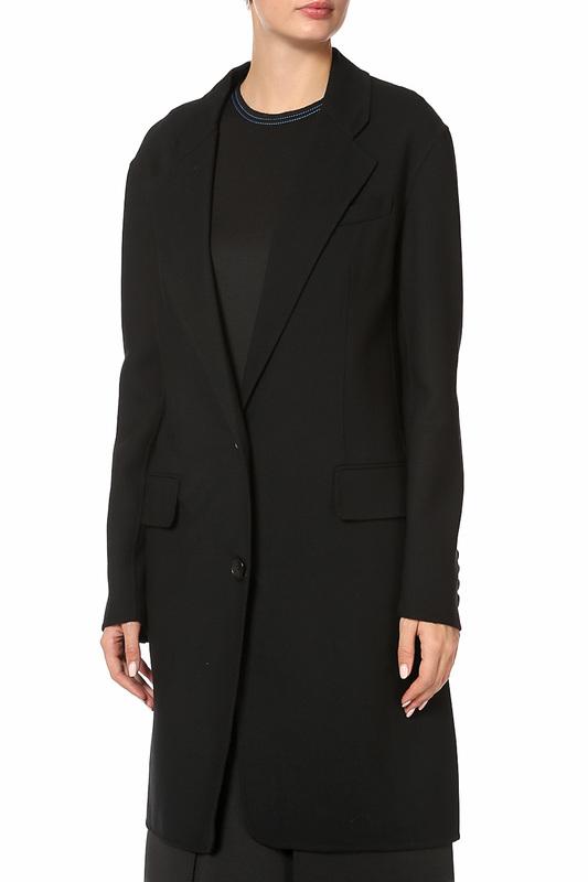 Пальто женское DKNY черное P