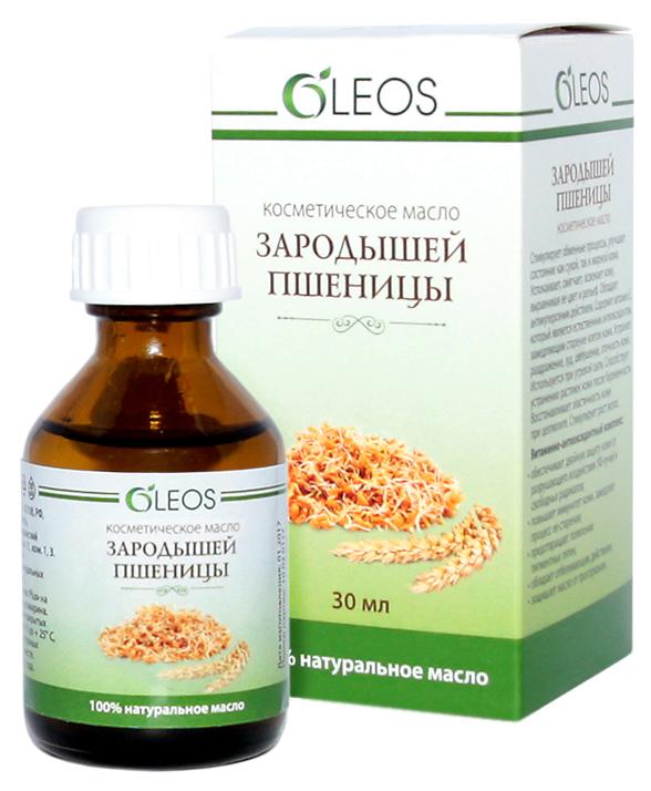 Купить Масло зародышей пшеницы с витаминно-антиоксидантным комплексом 30 мл, OLEOS