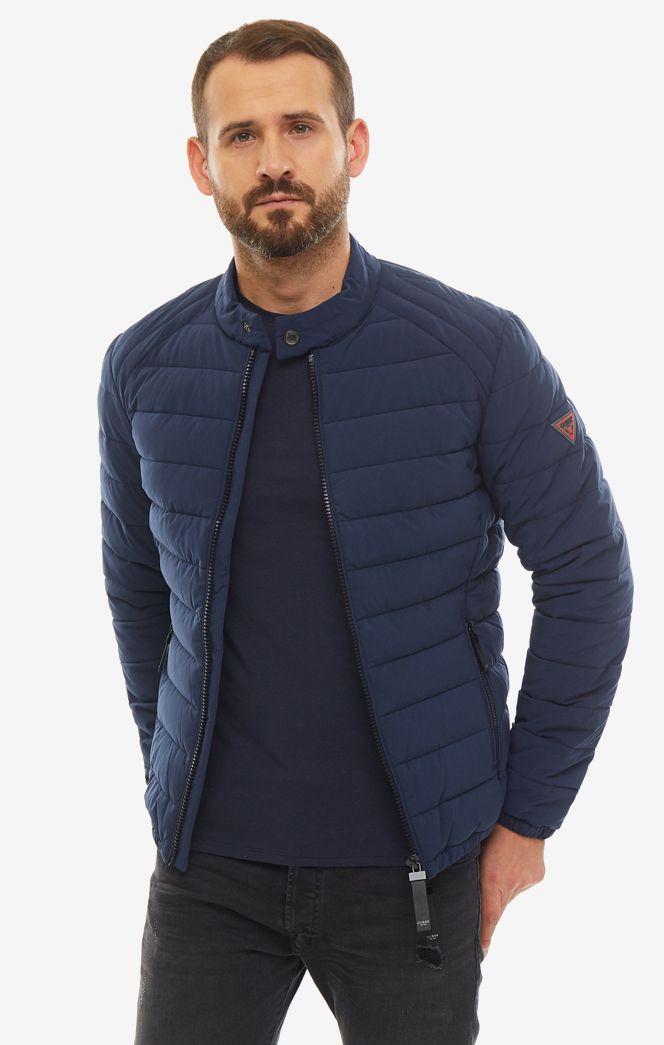Куртка мужская Guess M93L23-WBS90-G720 синяя L