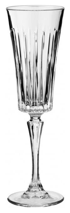 Набор бокалов для шампанского RCR 305-622 Timeless 210 мл 6 шт