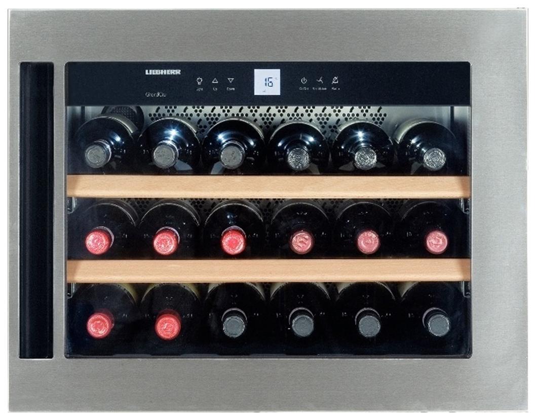 Встраиваемый винный шкаф LIEBHERR WKEes 553 20