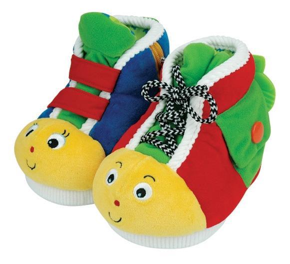 Купить Ботинки обучающие K's Kids, Развивающие игрушки