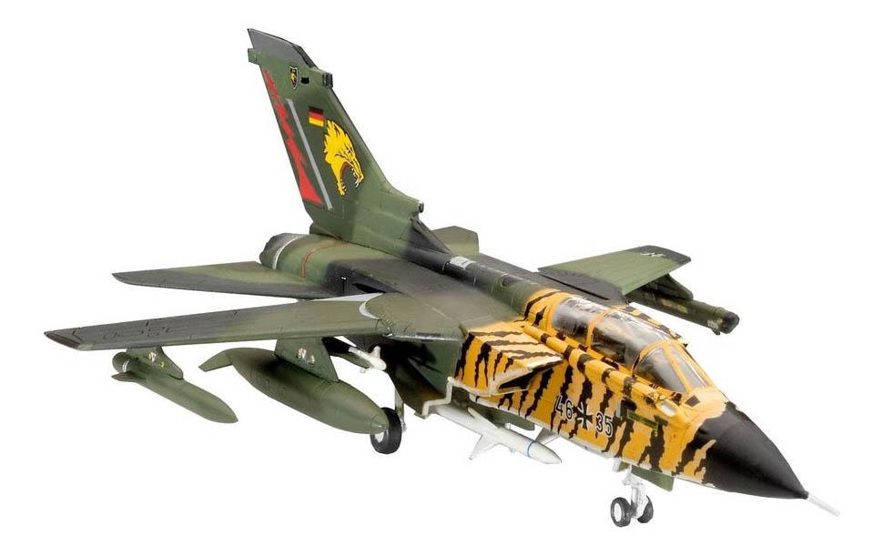 Купить Набор самолет tornado ecr (1:144), Revell, Модели для сборки