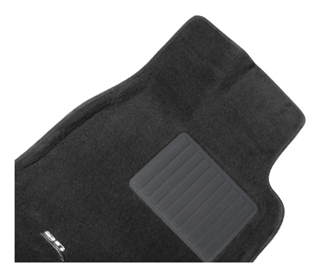 Комплект ковриков в салон автомобиля SOTRA для Mercedes-Benz (ST 73-00124)
