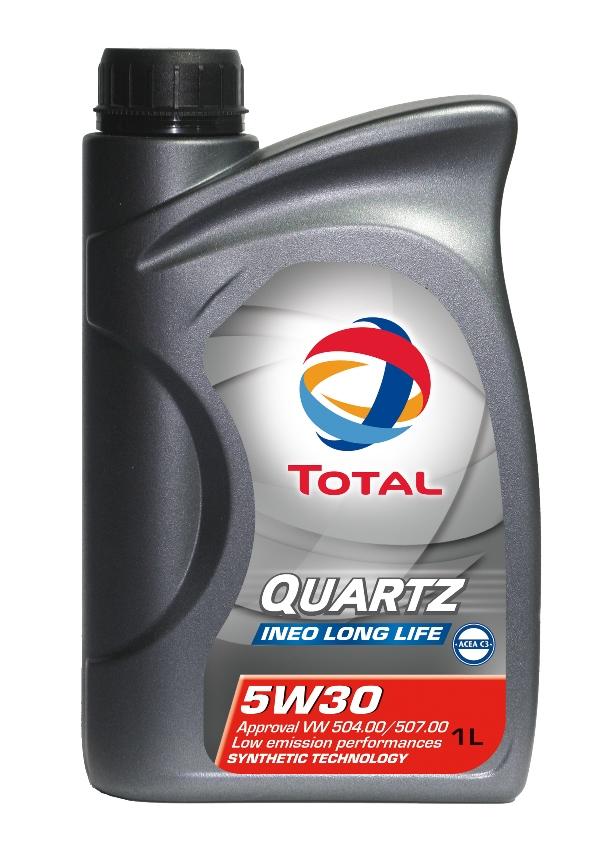 Моторное масло Total Quartz Ineo L Life 5W-30 1л