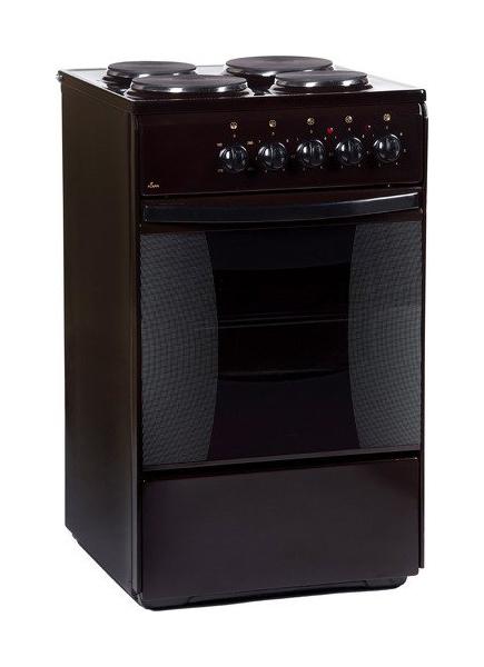 Электрическая плита Flama AE 1403 B Brown