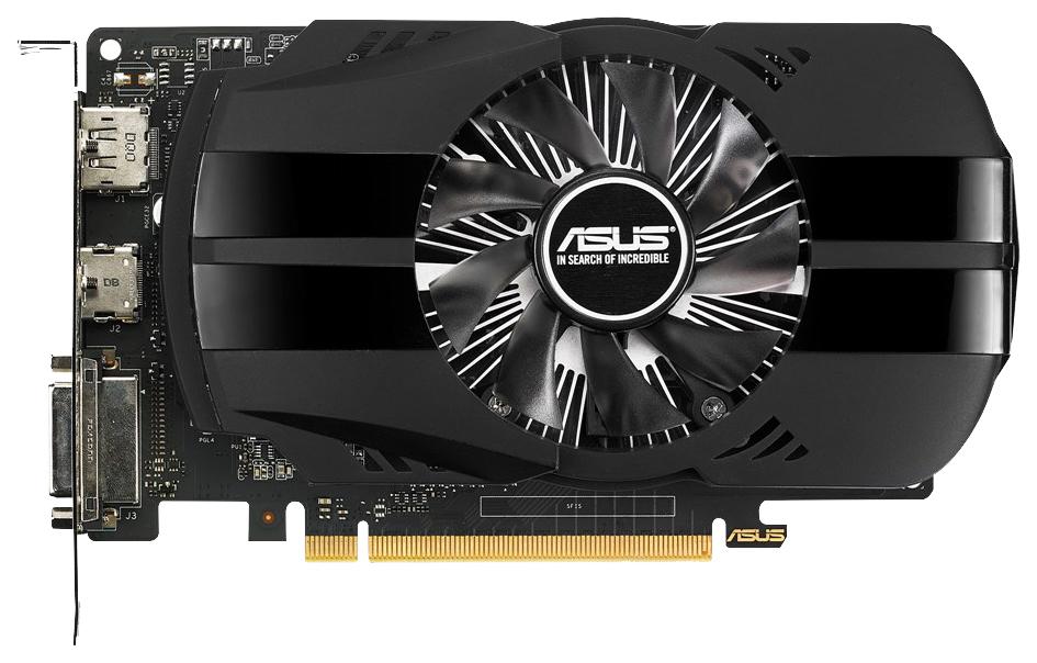 Видеокарта ASUS Phoenix nVidia GeForce GTX 1050