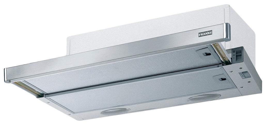 Вытяжка встраиваемая Franke FTC 612 XS White/Silver