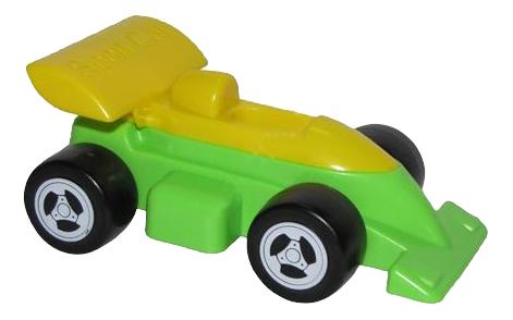 Машинка пластиковая Полесье Гоночный Спорт Кар фото