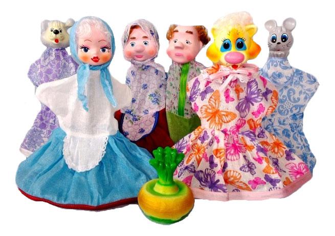 Кукольный театр, Репка