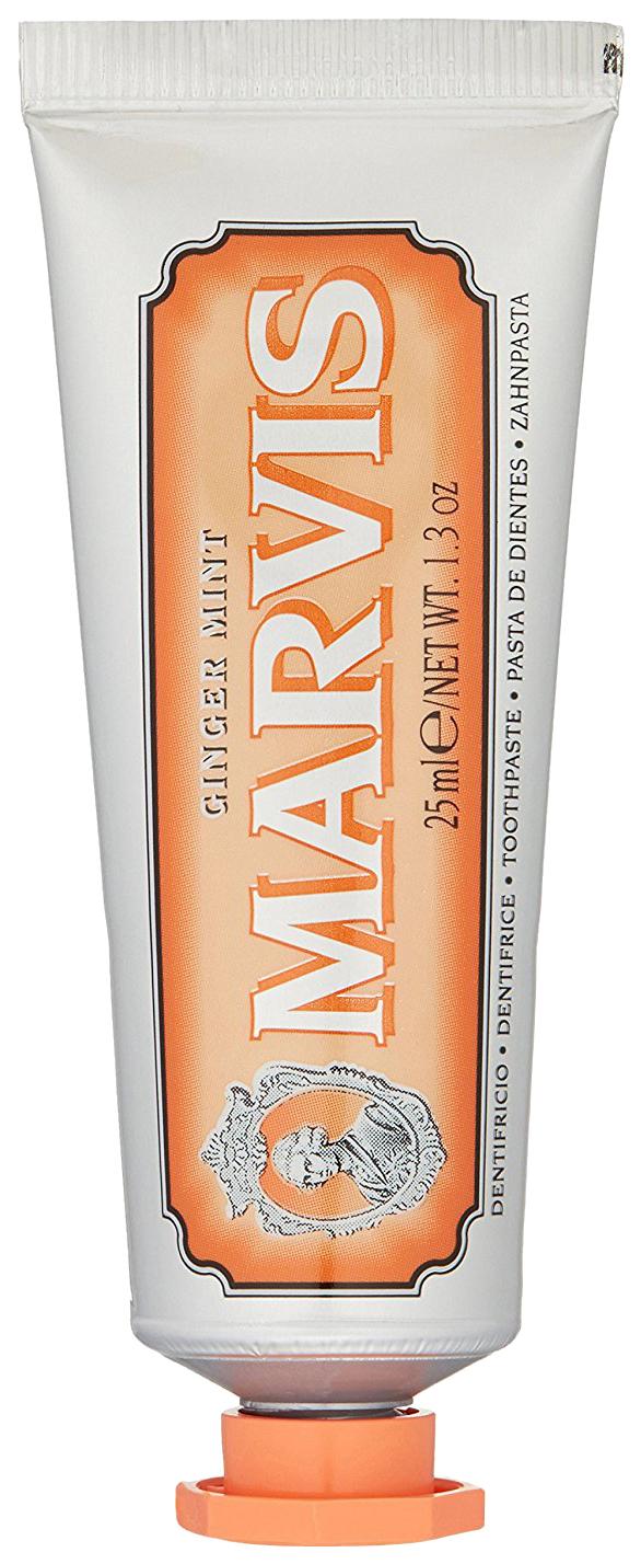 Купить Зубная паста Marvis Мята и Имбирь 25 мл, мята и Имбирь